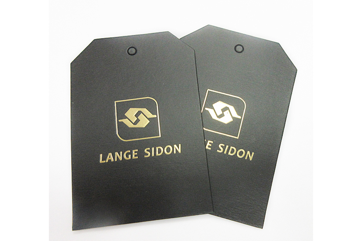 Silkscreen Printed Tags