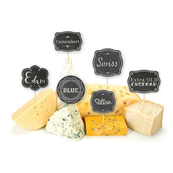 Cheese Hang Tags