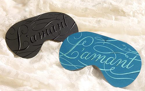 Art Paper Tags & Foil Stamped Logo