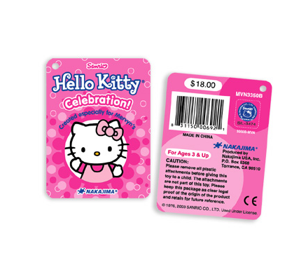 Toys Tags