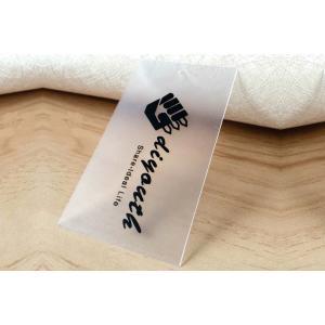 Waterproof PVC Hang Tags