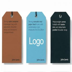 Logo Hang Tags
