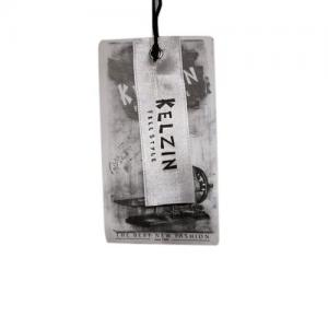 Plastic Hang Tags