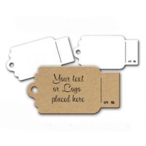 Tear Off Tags