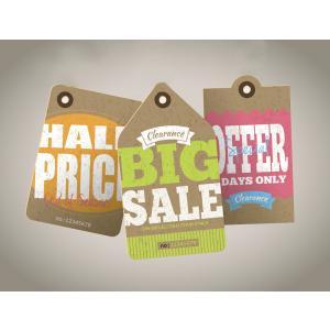 Sale Hang Tags
