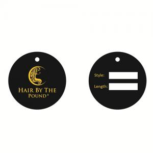 Hair Serum Hang Tags