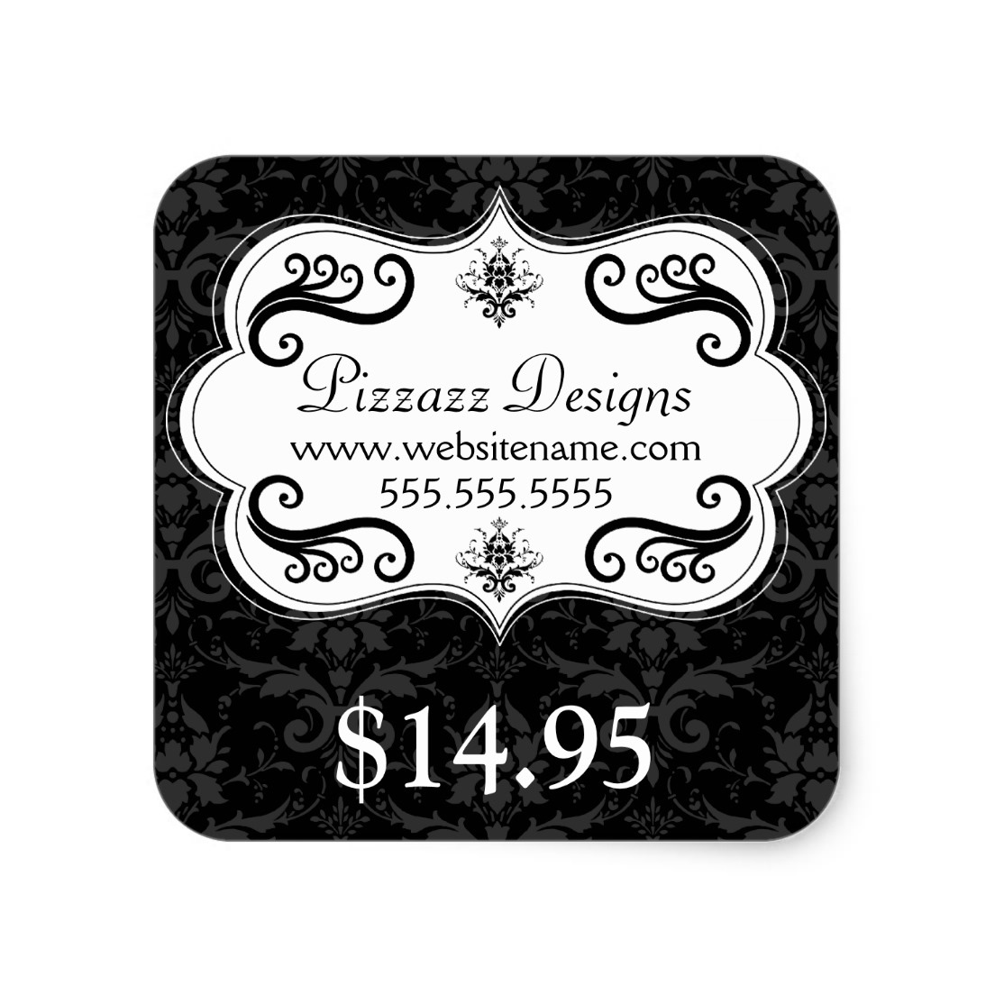 Elegant series tags