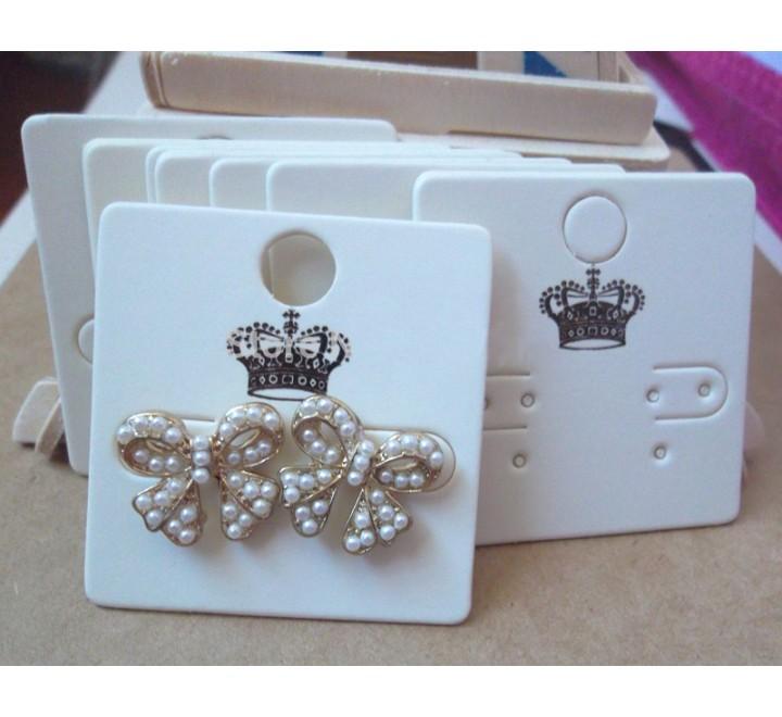 Custom Jewelry Hang Tags