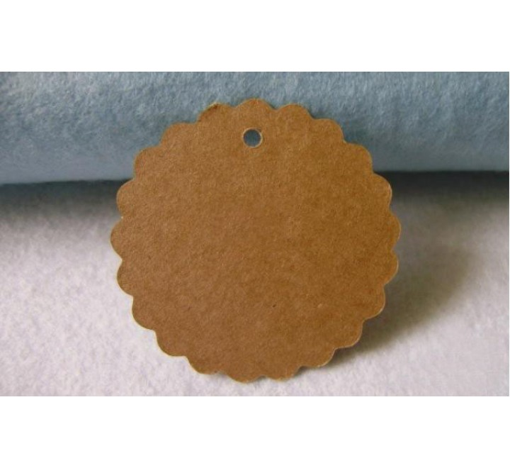 Round Paper Hang Tags