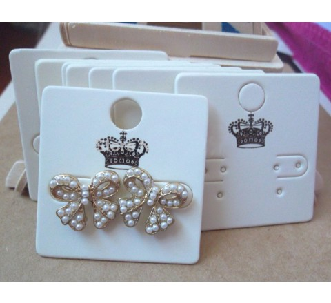 Custom Jewelry Hang Tags