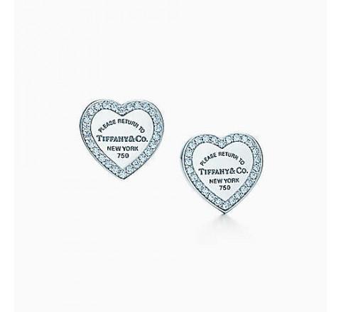 Custom Mini Heart Tag