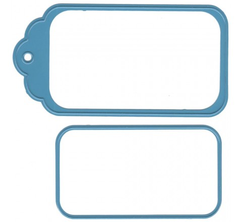 Die Cut Kitchen Supplies Tags