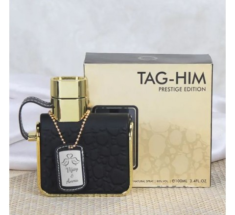 Rectangular Perfume Tester Tegs