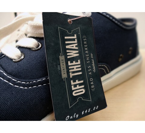 Custom Shoes Tags