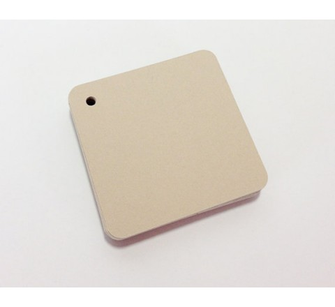 Square Sale Hang Tags