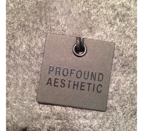 Square Clothing Hang Tags